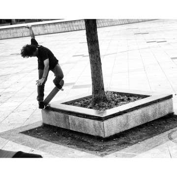 Back noseblunt done the way @d