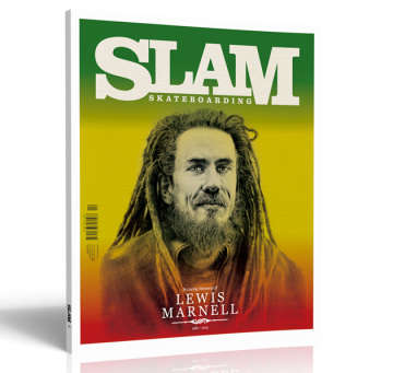 LEWIS MARNELL Slam Issue