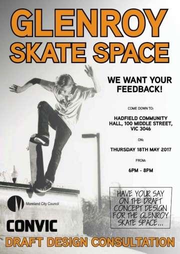 RE: Glenroy Skatepark
