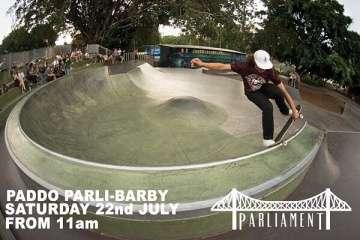 Parliament Paddo BBQ