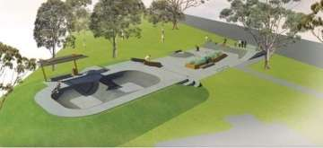 RE: Griffith New Skatepark