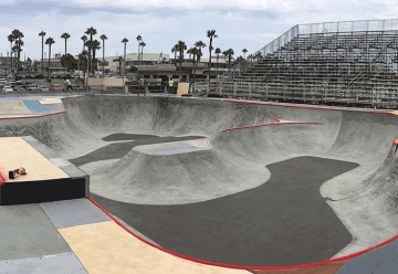 Vans Park Series Huntington Beach