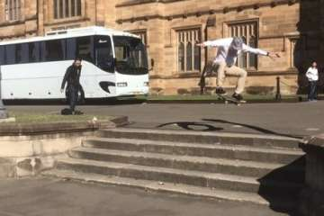 Mikey Sydney Uni Scholarship