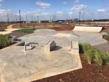 Woodlea Skatepark