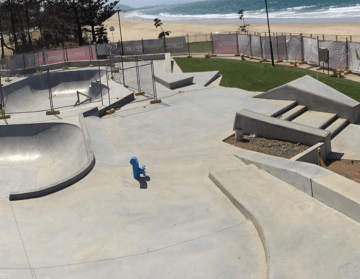 RE: Alex Heads Skate Park Community Consultation