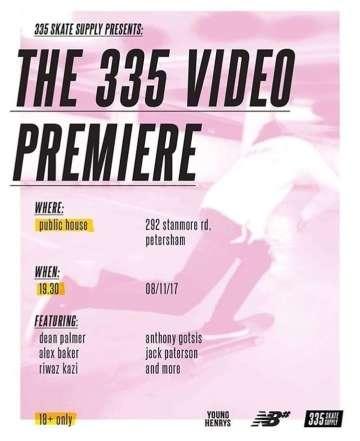 335 Movie Premiere