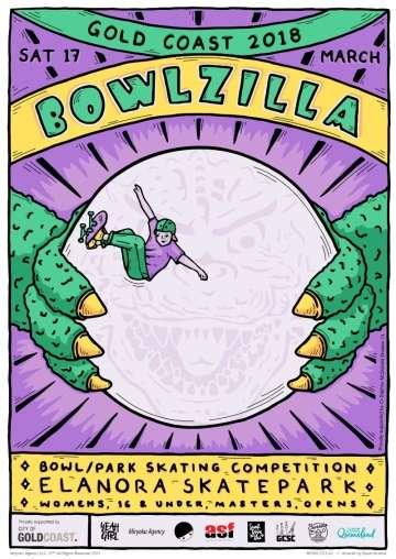 Bowlzilla Goldie