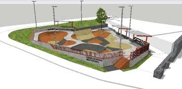RE: Charlestown NSW Skatepark