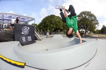 RE: Vans Oceania Continental Championships