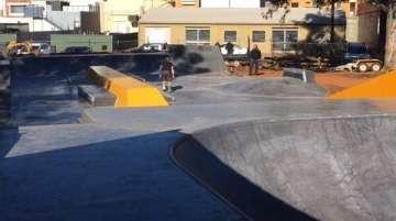 RE: Griffith New Skatepark