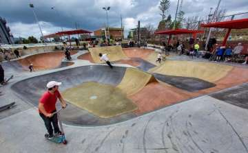 RE: Charlestown NSW Skatepark