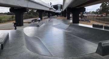 RE: New Morang Park