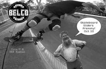 Skateboard Sliders Premiere