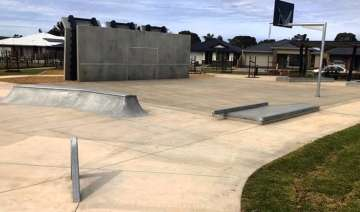 RE: Sunbury Skate Space