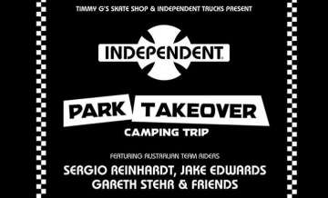 Indi Park Takeover