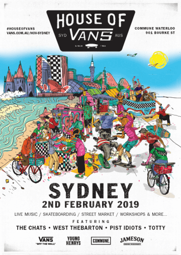 House of Vans Sydney