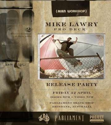 Mike Lawry Pro Party