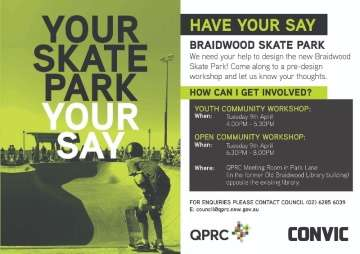 Braidwood Skatepark