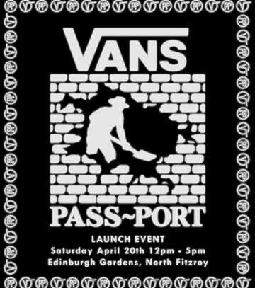 Pass~Port Vans Colab