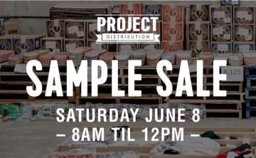 Project Sample Sale