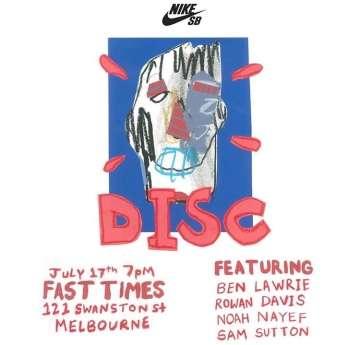 Disc Premiere