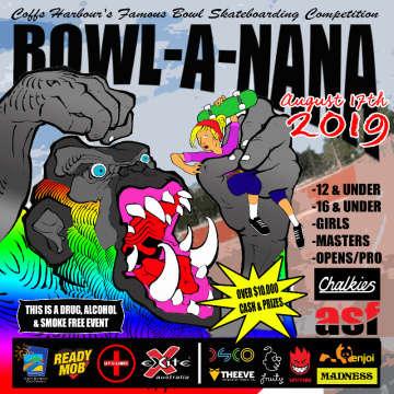 BOWL-A-NANA 2019