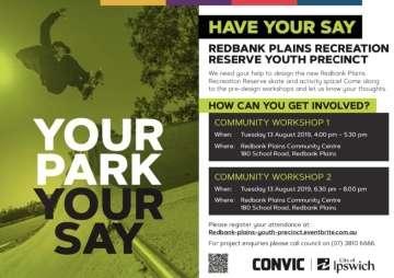 RE: Redbank Consultation