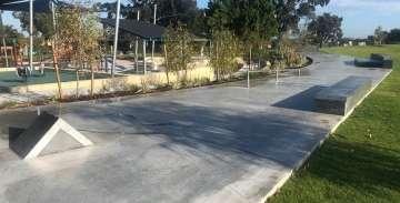 Robinson Reserve Skate Path