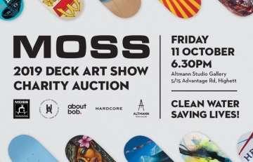 RE: MOSS Deck/Art Show 2019