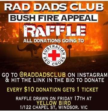 RE: @raddadsclub Raffle