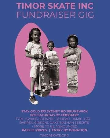 Timor Fundraiser