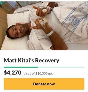 Matt Kitai Go Fund Me