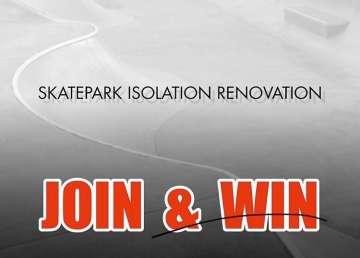 Skatepark Isolation Renovation