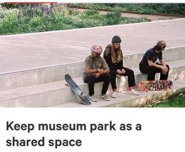 RE: Museum Park Newcastle