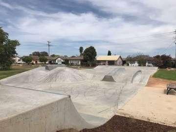 Mitchell Park Wangaratta