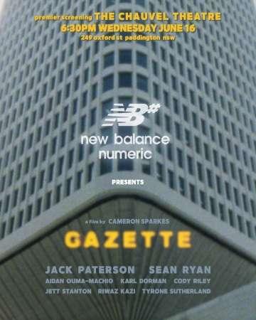 New Balance Gazette Premiere