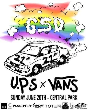 Vans/UPS Go Skateboarding Day