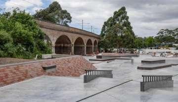 RE: Glebe Skatepark