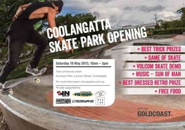 Coolangatta Park Opening