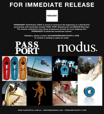 PASSPORT + MODUS IN THE US