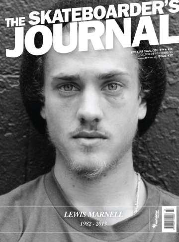The Skateboarder's Journal #27