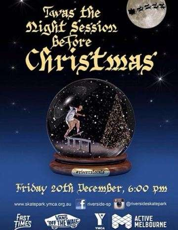 NIGHT SESSION BEFORE CHRISTMAS