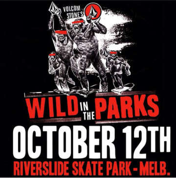 WILD IN THE PARKS RIVERSLIDE