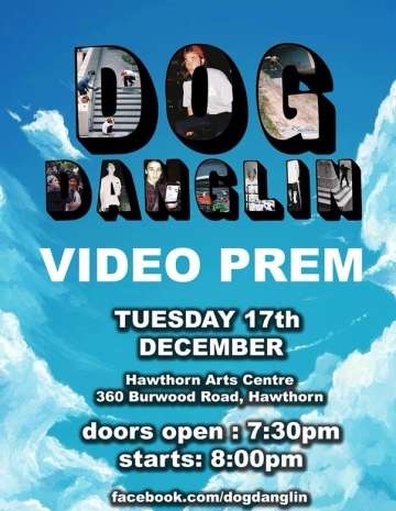 RE: Dog Danglin Premiere Tonight