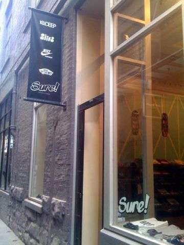 THE SURE STORE - New Melb Shop