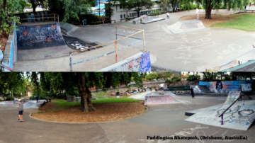 RE: Upgrade Paddington Skate Park petition