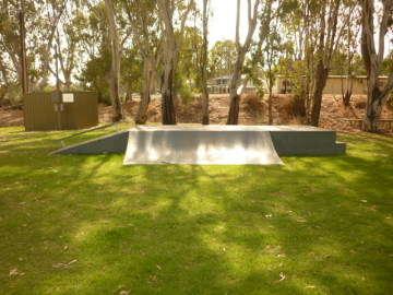 Environmentally Friendly Skatepark