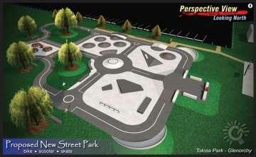 Tolosa Park Tassie