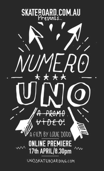 NUMERO UNO PREMIERE TONIGHT