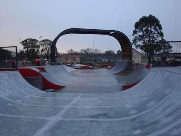New Wallan Skatepark